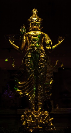 trimurti: The Trimurti ( Three forms; Sanskrit: trimūrti) is a concept in Hinduism