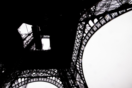 la tour eiffel: The Eiffel Tower ,La Tour Eiffel, nickname La dame de fer, the iron lady) is an iron lattice tower located on the Champ de Mars in Paris, named after the engineer Gustave Eiffel, whose company designed and built the tower.