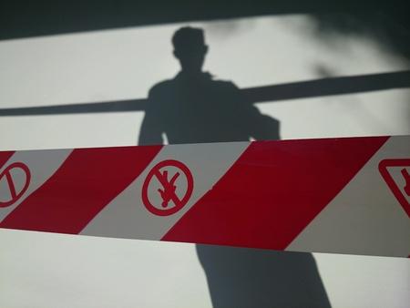 trespassing: No Trespassing