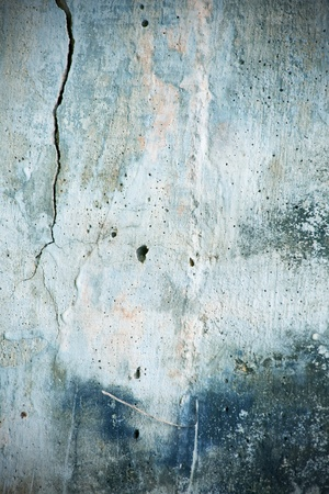 Abstract image of a wall plastered wet cement photo