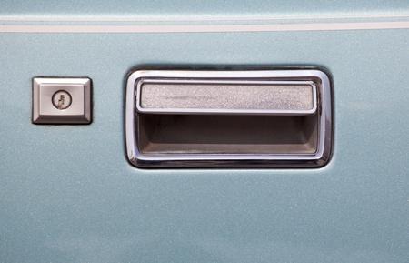 Car lock photo
