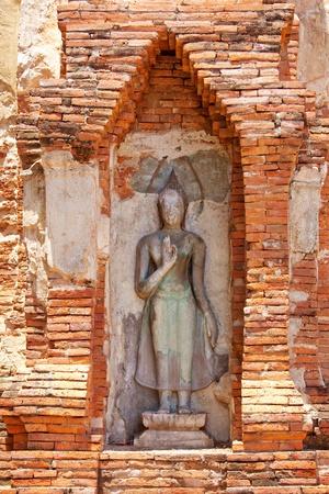Buddha Carving photo