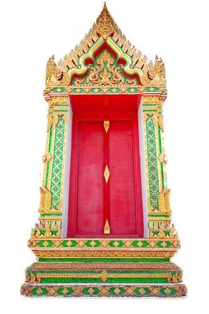 gold door photo