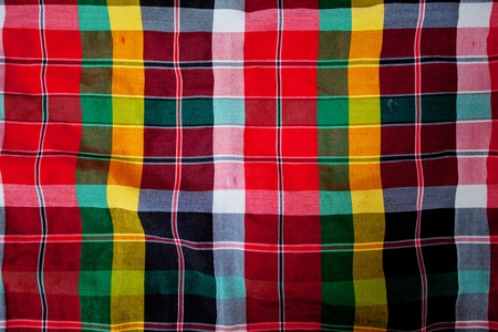 tartan pattern Stock Photo - 9581429