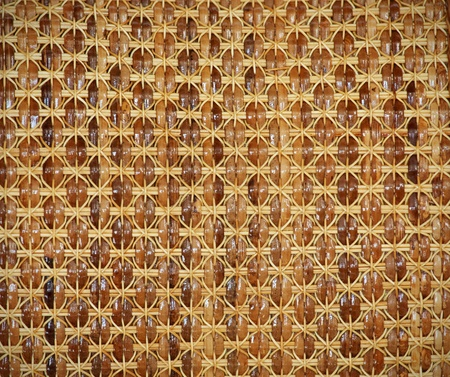 wicker texture background photo