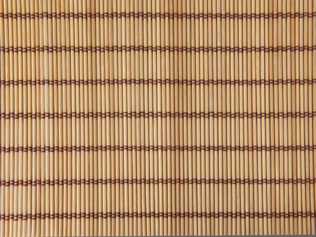 woven surface: Mimbre patr�n de madera como fondo Foto de archivo