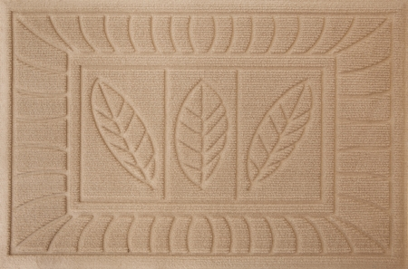 carpet and flooring: texture brown nature Carpet for the background Stock Photo
