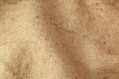 Textuur zak ontslaan land als de achtergrond