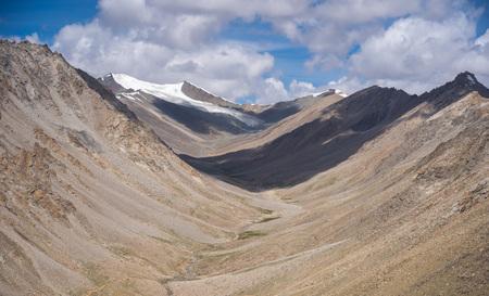 Landscape of Leh, Ladakh, North of India Stock Photo