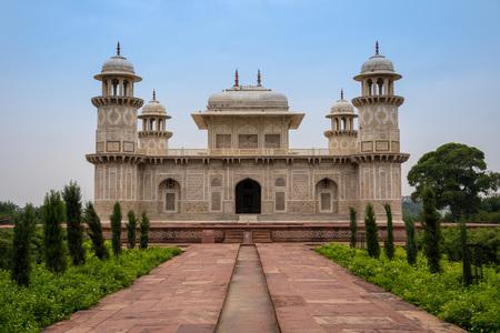 Itmad-ud-Daula, or Baby Taj, Agra, Uttar Pradesh, India Editorial