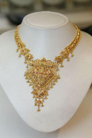 luxery: jewellery