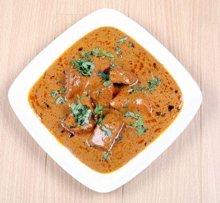 punjabi: butter chicken