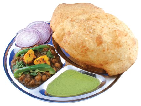 chickpeas: indian meal