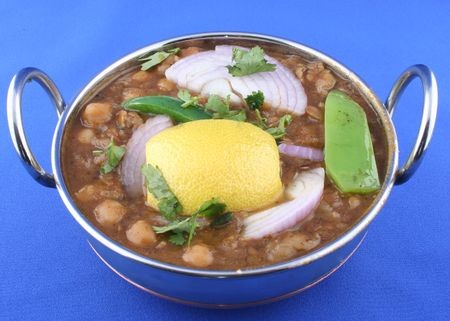 channa  chick peas