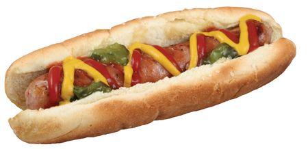 hot dog Фото со стока