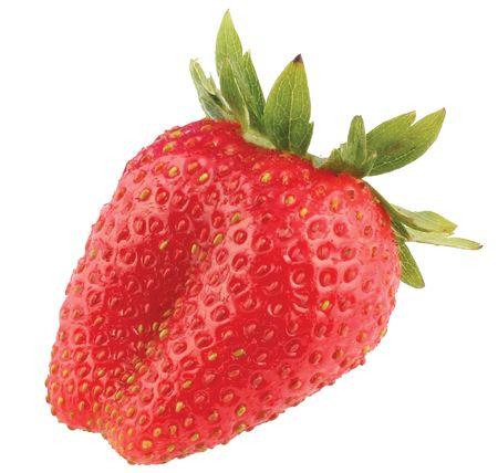 strawberry: strawberry Stock Photo