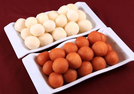 snoepjes: Indiase snoep