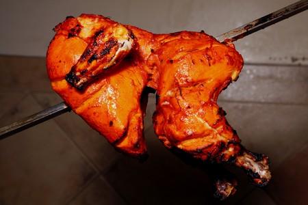full tandoori chicken