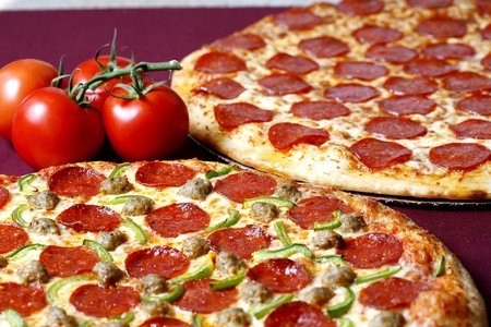 pepperoni pizza: pizza combo