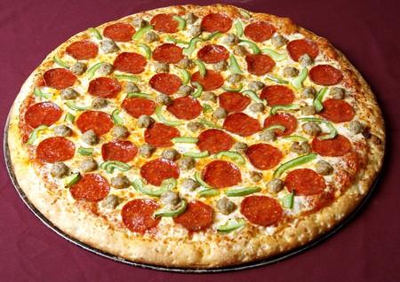 pizza Фото со стока