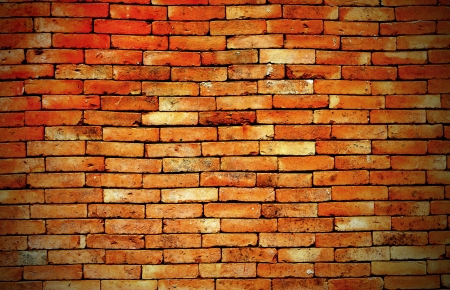 Background of brick wall texture Stock Photo - 17655927