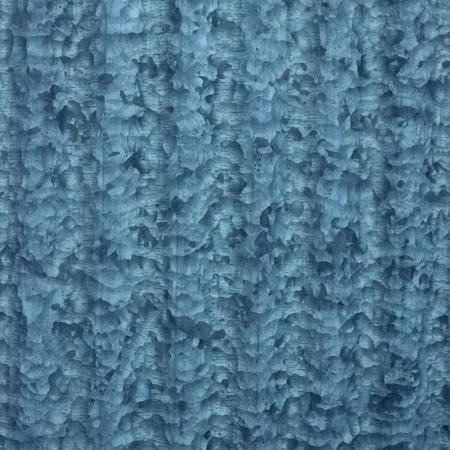 zinc: blue zinc texture background