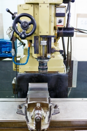 Lathe, CNC milling machine  photo