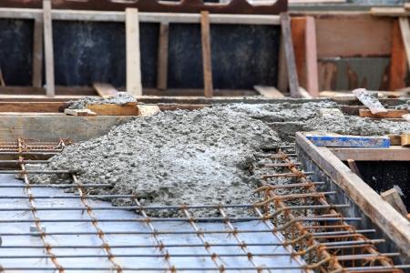 Cement for home builder  Archivio Fotografico