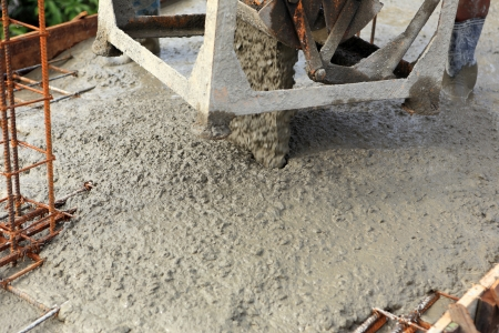 Cement for home builder  스톡 콘텐츠