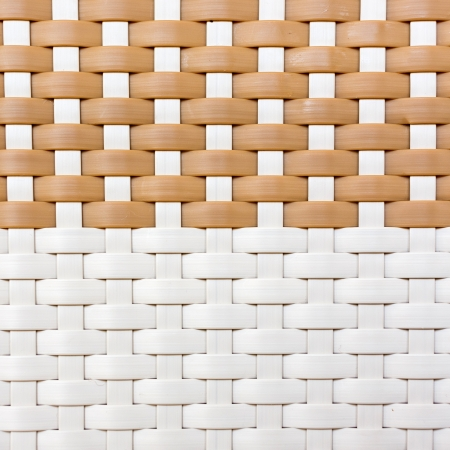 weave pattern texture background Stock Photo