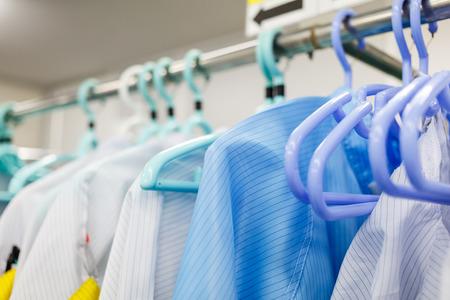 Reinraum Kleid Für Fabrik Lizenzfreie Fotos, Bilder Und Stock ...