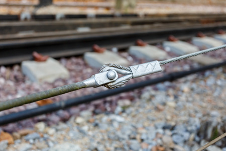 slings: sling cable for support railway