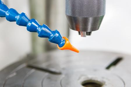 aluminium: screwdriver for aluminium work Stock Photo