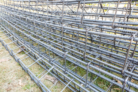 aluminum rod: steel rod for construction job