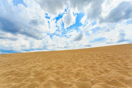 sand desert view photo