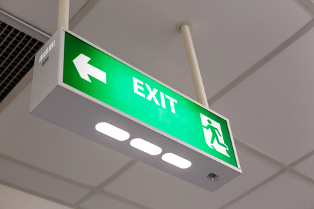 火出口標識