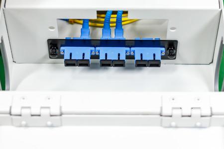 fiber optic cable: fiber optic cable install