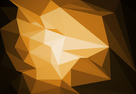 electric material: Colorful polygon Abstract background Stock Photo