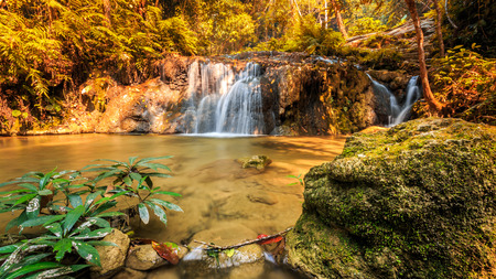 wonderful thailand: wonderful waterfall in thailand Pugang waterfall chiangrai