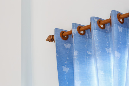 sipario chiuso: Interior curtain for new house