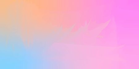 Gradient colorful blured like trendy pastel vector background. Abstract paintings effect brushed.