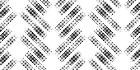 Black modern hand drawn line on white background, seamless pattern. Simple design for fabric and textile, wallpaper, packaging.