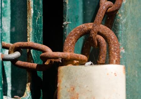 enchain: Rusty lock