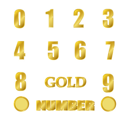 ninth: numbernumber oro cero a nueve