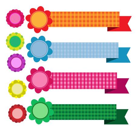 ribbon: Colorful ribbon