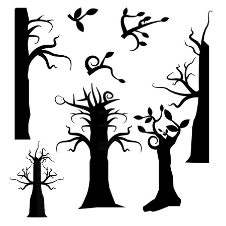 boom halloween: Halloween tree