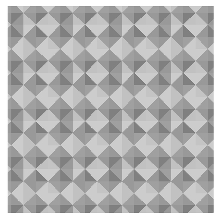 gray: Abstract geometric gray background Illustration