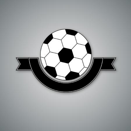 bannière football: bannière de football