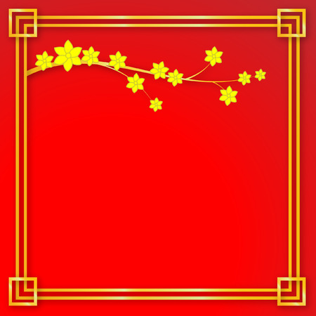 happy new year: Happy Chinese new year background