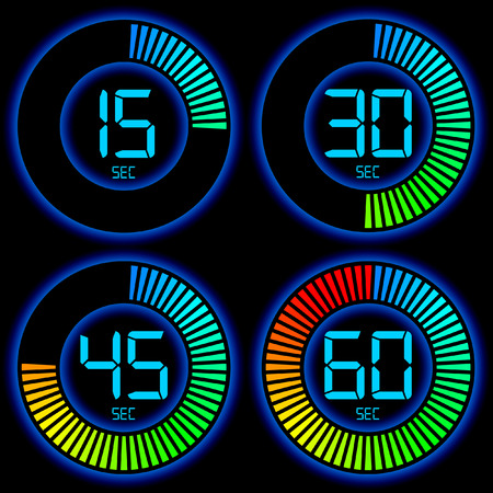 digital: digital timer
